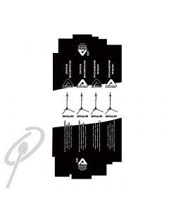 AMS Trombone Stand - Black Tripod Base
