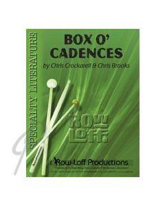 Box O' Cadences - 7 easy cadences