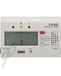 Korg CA-50 Chromatic Tuner w/ Output