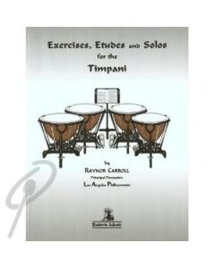 Exercises, Etudes and Solos for Timpani