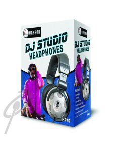 Carson DJ/Studio Headphones