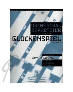 Orchestral Repertoire for Glockenspiel Vol I