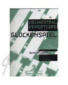 Orchestral Repertoire for Glockenspiel Vol II