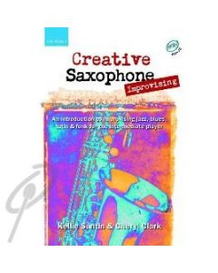 Creative  Saxophone Improvising