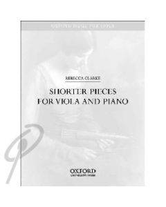 Short Pieces for Viola and Piano