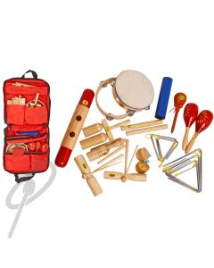 Mano Classroom Percussion Set 17 Instruments