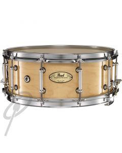 """Pearl 14 x 5.5"""" Concert Maple Snare Drum Natural"""