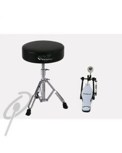 Roland Spiral Stool and Pedal pack
