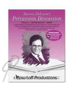 Percussion Discussion - Volume 1