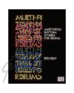 Multi-Pitch Rhythm Studies For Drums