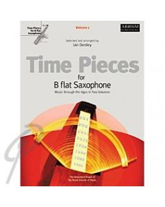 Time Pieces for Bb Saxophone