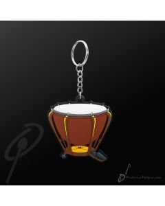 Key Chain Timpani