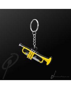 Key Chain Trumpet