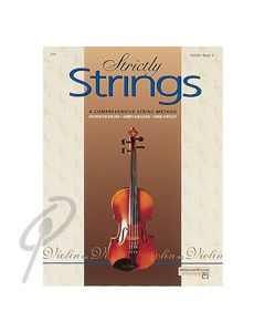 Strictly Strings Violin Book 2