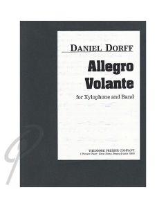 Allegro Volante with piano reduction