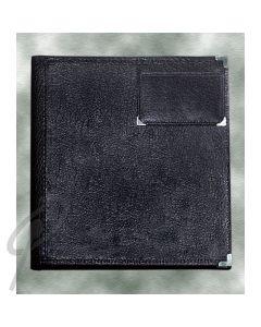 "Deer River Band Folder 12x14"" w/window"
