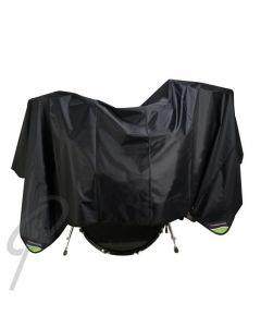 Drumfire Drumkit Dust Cover- Black