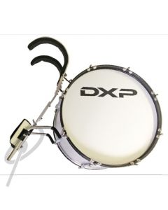 """DXP 20"""" Marching Bass Drum w/Harness"""