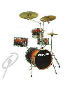 DXP HipGig kit.16x21,10,13,12. Sunburst