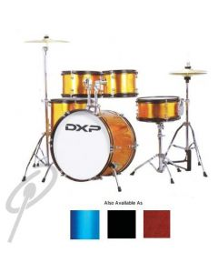 DXP Junior 5pc Drum Kit (7 series) Gold