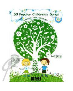 50 Popular Children's Songs