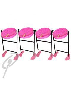 Jumbie Jam Educators 4 Pack Pink