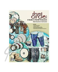 Drum Circle: A guide to World Percussion Book Only