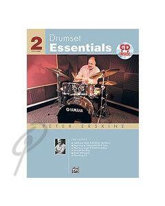 Drumset Essentials, Volume 2 (Book & CD)