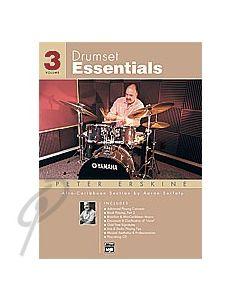 Drumset Essentials, Volume 3 (Book & CD)
