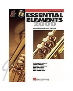 Essential Elements 2000 Trumpet Book 2
