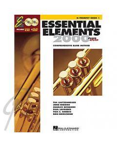 Essential Elements 2000 Trumpet Book 1