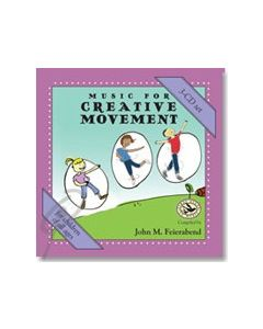 Music for Creative Movement Set 3CD