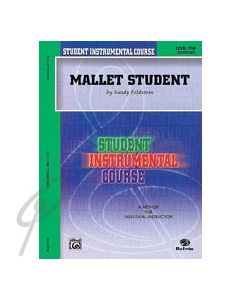 Student Instrumental Course Mallet Student Level 1