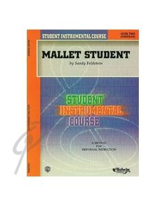 Student Instrumental Course Mallet Student Level 2