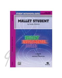 Student Instrumental Course Mallet Student Level 3