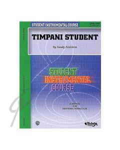 Student Instrumental Course Timpani Level 1
