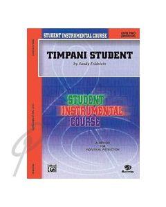 Student Instrumental Course Timpani Level 2