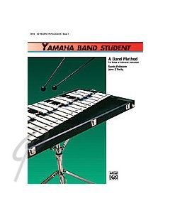 Yamaha Band Method Keyboard Percussion - Book 1
