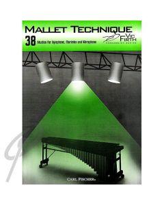 Mallet Technique - 38 studies - Vic Firth