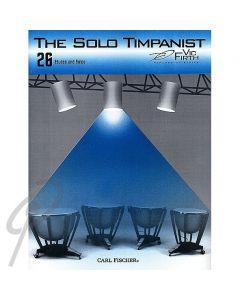 The Solo Timpanist