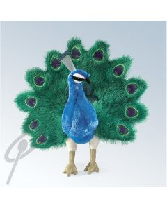 Folkmanis Large Peacock Puppet