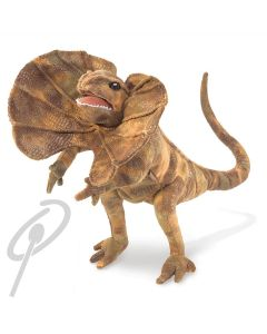 Folkmanis Frill-Necked Lizard Puppet