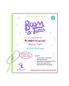 Boom-A-Tunes Curriculum Vol 4 w/CD Gr 4-6