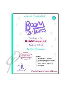 Boom-A-Tunes Curriculum Vol 5 w/CD Gr 5-6
