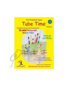 Tube Time Volume 1 with CD