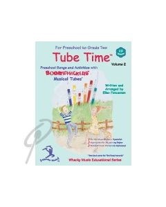 Tube Time Volume 2 with CD