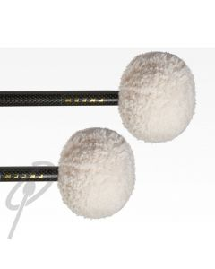Freer Medium Maple Ball Roller w/ Soft Synthetic Fur Cover (pair)