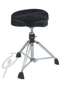 Gibraltar Professional Drum Throne - Motorcycle Seat