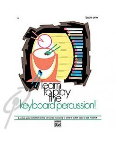 Learn to Play Keyboard Percussion Book 1