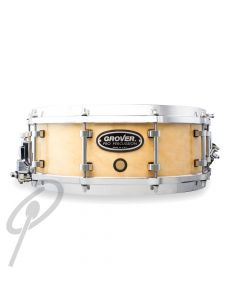 """Grover G3  14x5"""" Concert Snare Drum - nat"""